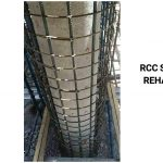 Jacketing RCC Column