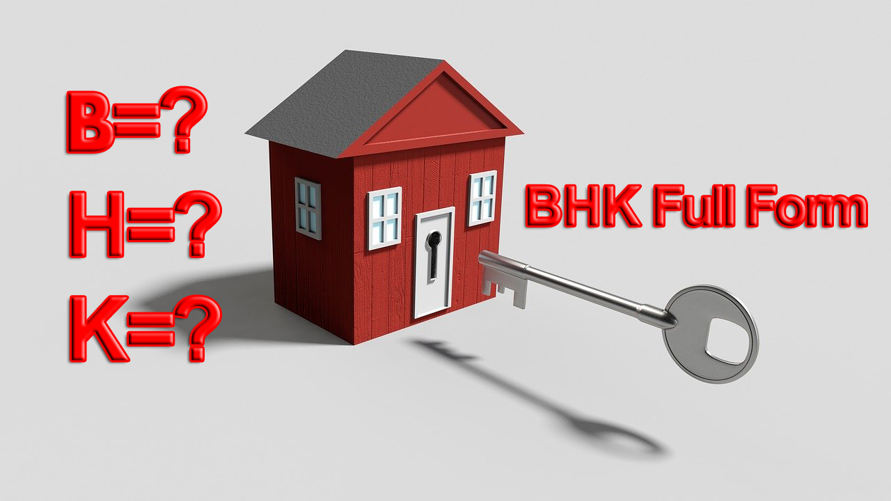 bhk full form in apartments