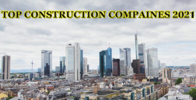 Top Construction Companies in India in 2021